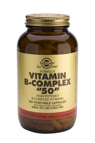 "Formula Vitamin B-Complex ""50"""