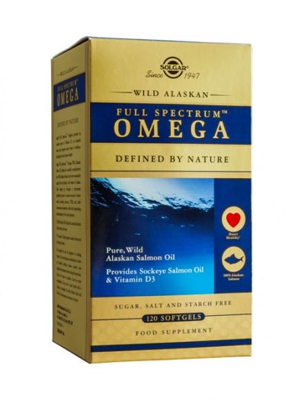 Wild Alaskan Full Spectrum™ Omega Softgels