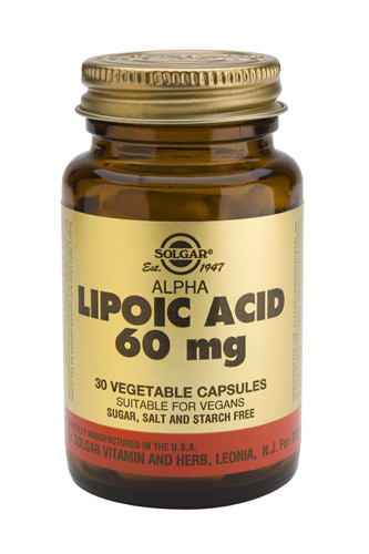 Alpha Lipoic Acid 60mg