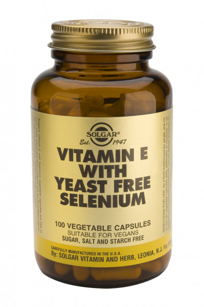 Vitamin E with Selenium