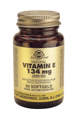 Vitamin E 200IU Mixed