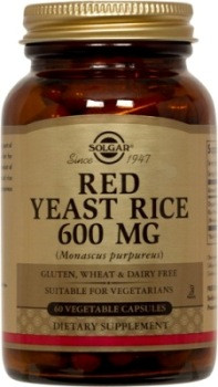 Red Yeast Rice Extract 600mg