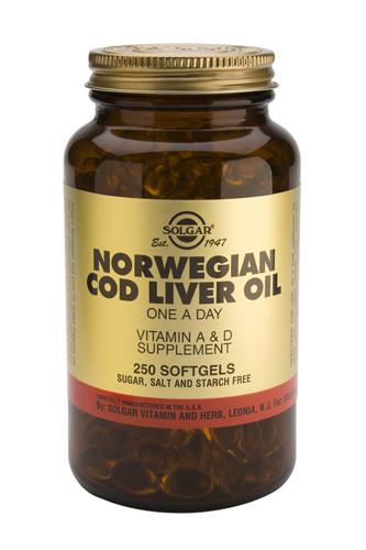 Cod Liver Oil (Norwegian)