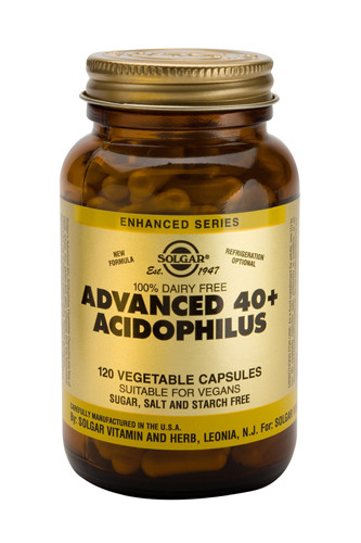 Advanced 40 Plus Acidophilus