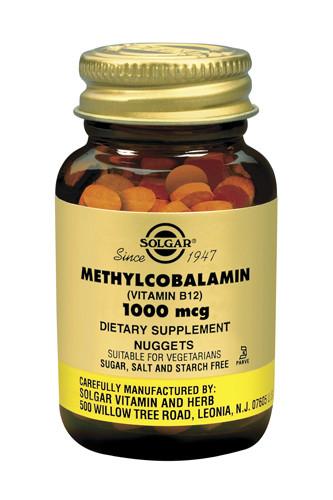 Methylcobalamin 1000µg