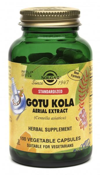 Gotu Kola Extract standardized aerial
