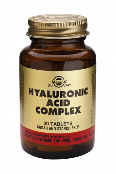 Collagen Hyaluronic Acid Cplx. 30 Tablets
