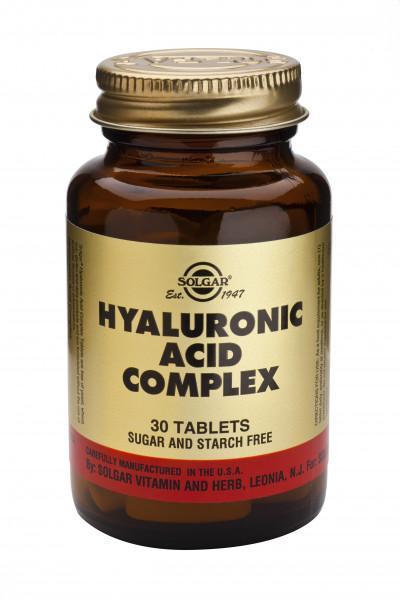 Collagen Hyaluronic Acid Cplx. 30 Tablets