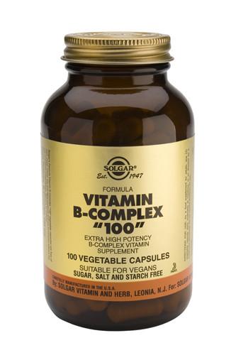 "Formula Vitamin B-Complex ""100"" Tablets"