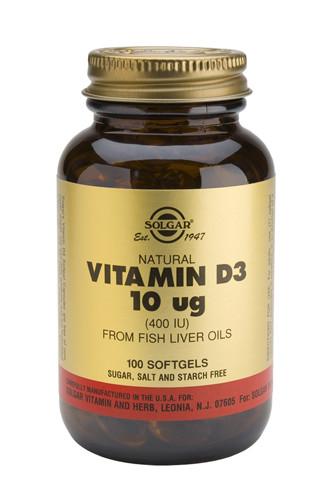 Vitamin D3 10µg / 400IU