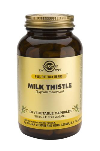 Milk Thistle 100mg (FP)