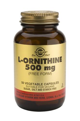 L-Ornithine 500mg