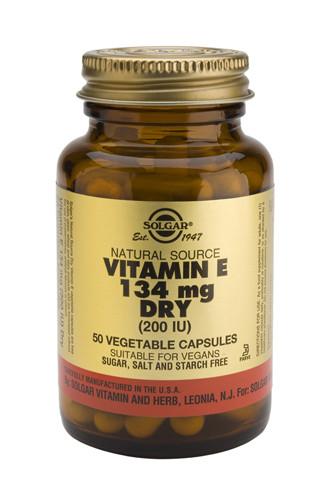 Vitamin E200IU Dry