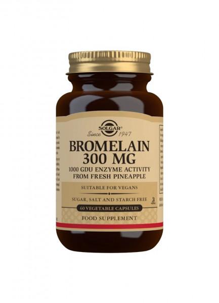 Bromelain 300 mg 60 Veg. Capsules