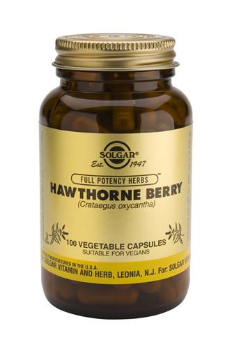 Hawthorne Berry 100 Veg. Capsules