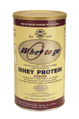 Whey To Go Protein Powder (Vanilla)