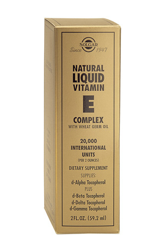 Liquid Vitamin E 59,2 ml