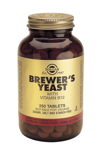Brewer's Yeast 250 Tablets