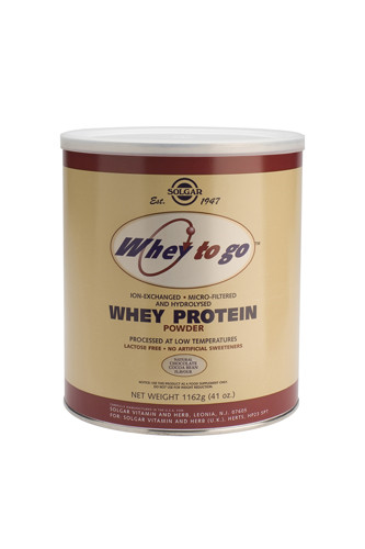 Whey To Go Protein Powder (Chocolate)