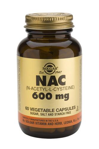 NAC (N-Acetyl-Cysteine) 600mg