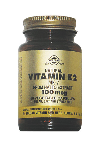 Vitamin K2 100µg (MK-7)