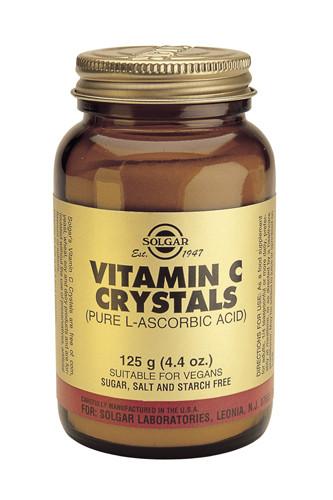 Vitamin C Crystals