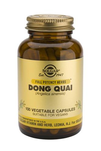 Dong Quai 100 Veg. Capsules