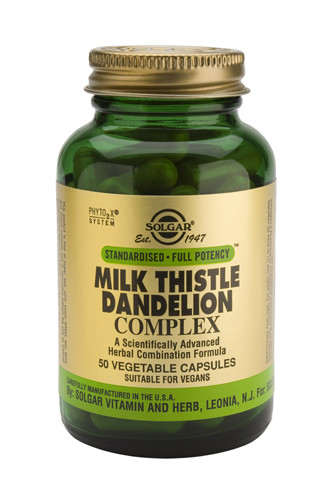 Milk Thistle/Dandelion Complex (SFP)