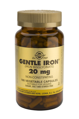 Gentle Iron 20mg
