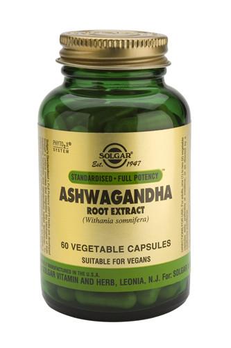 Ashwagandha Root Extract (SFP) 60 Veg. Capsules