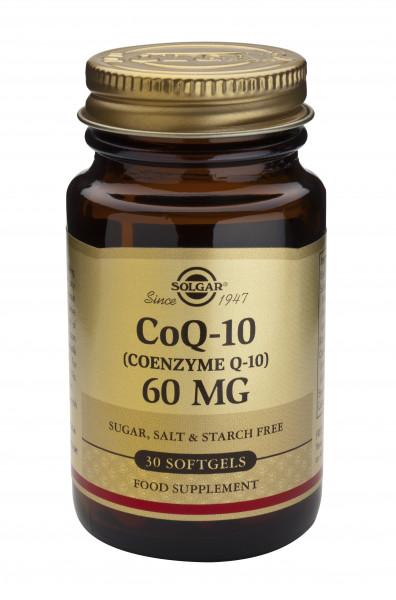 Coenzyme Q-10 30mg Softgels
