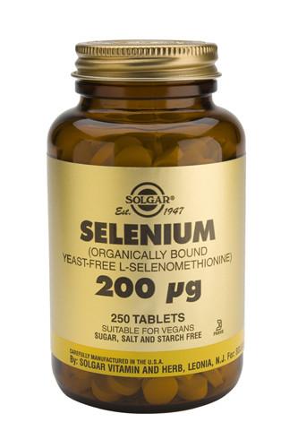 Selenium 200µg (Yeast Free)