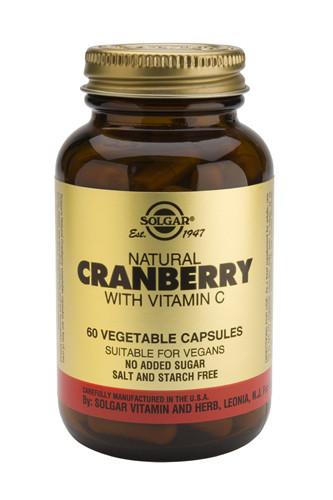 Cranberry Extract 60 Veg. Capsules