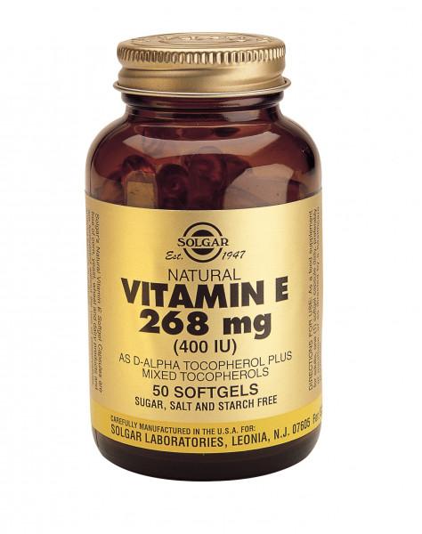 Vitamin E 400IU Mixed