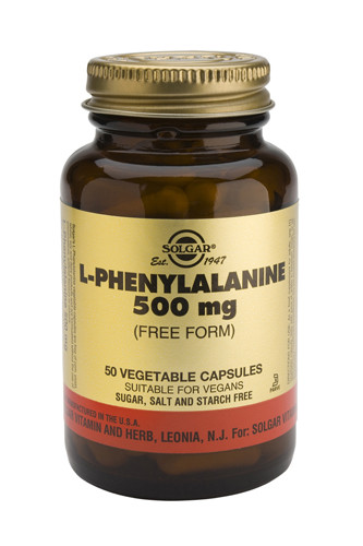 L-Phenyalanine 500mg