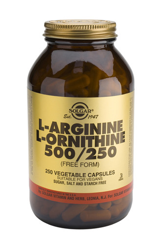 L-Arginine-L-Ornithine 500mg/250mg