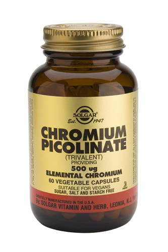 Chromium Picolinate 500µg