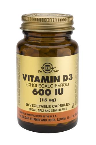 Vitamin D3 15µg / 600IU