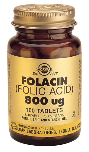 Folic Acid 800µg