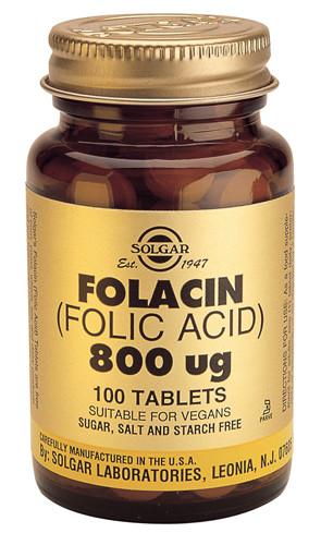 Folic Acid 800µg