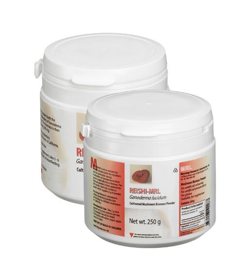 Reishi (Ganoderma) MRL 500mg Tablets