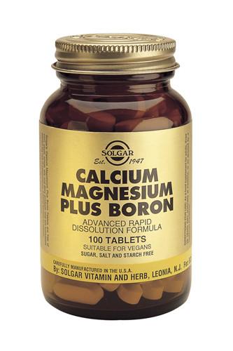 Calcium Magnesium Plus Boron-Copy