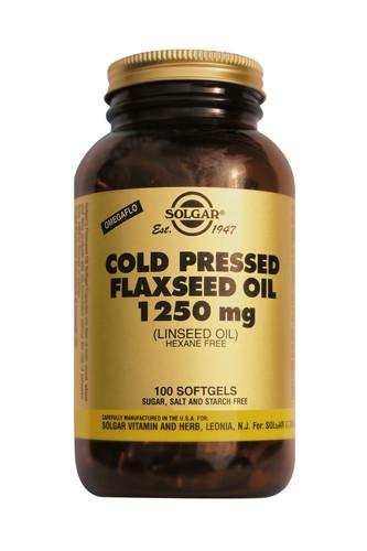 Flaxseed Oil 1250mg